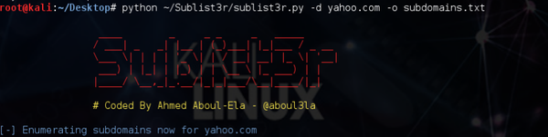 How to find internal subdomains? YQL, Yahoo! and bug bounty.